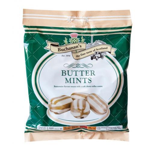 Buchanan's Butter Mints 170g *BBE 09/21