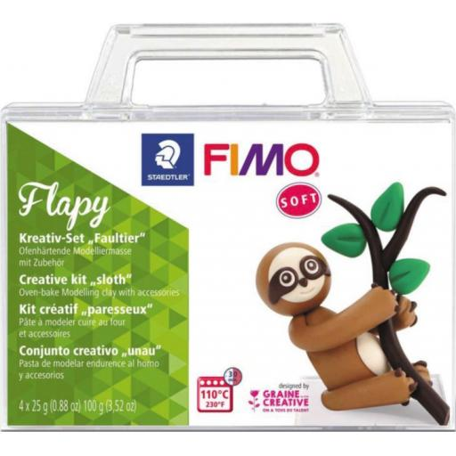 Staedtler Fimo Soft Creative Kit - Flapy Sloth