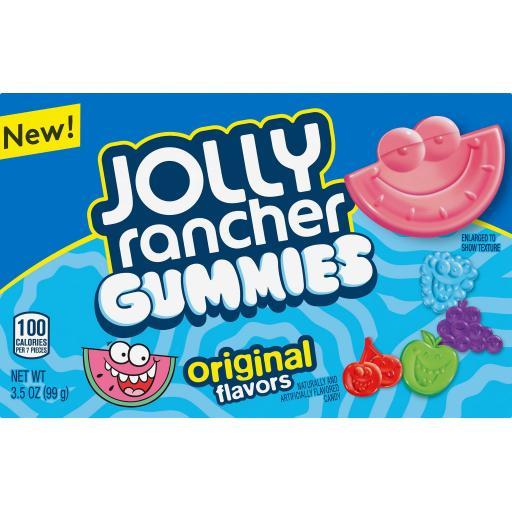 Jolly Rancher Gummies Theatre Box 99g