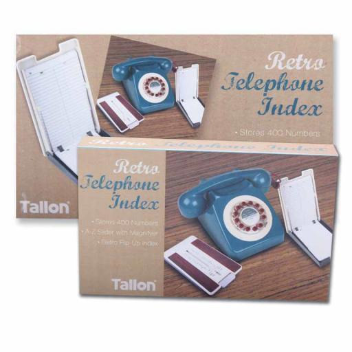Tallon Flip Open A-Z Address Book
