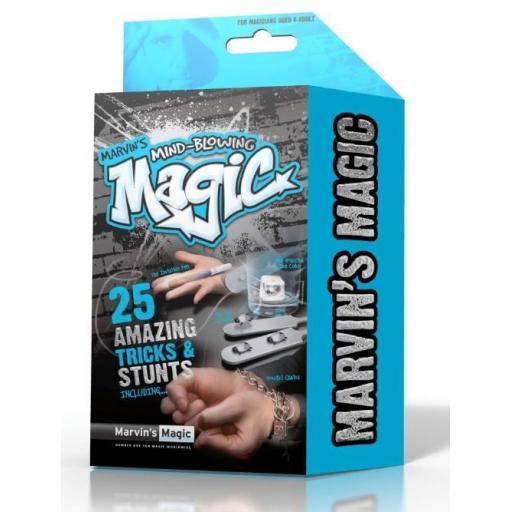 Marvin's Magic 25 Tricks & Stunts