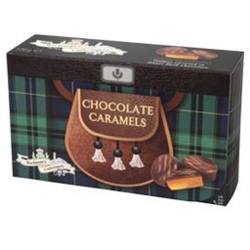 Buchanan's Lift The Kilt Box - Chocolate Caramels 120g *BBE 10/21