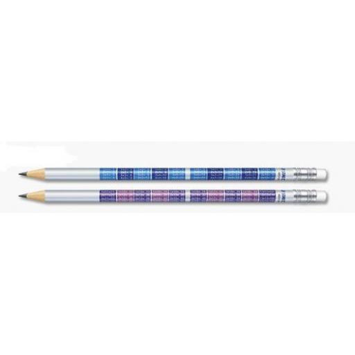 Staedtler Times Table Pencils - Pack of 6