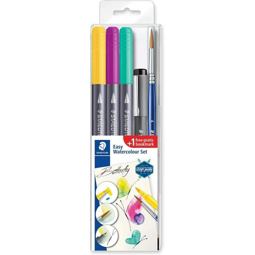 Staedtler Easy Watercolour Set - Butterfly