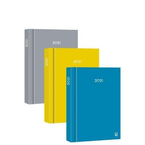 Martello A6 WTV 2021 Fashion Diary - Assorted Colours