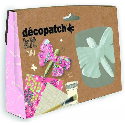Mini Decopatch Kit - Butterfly