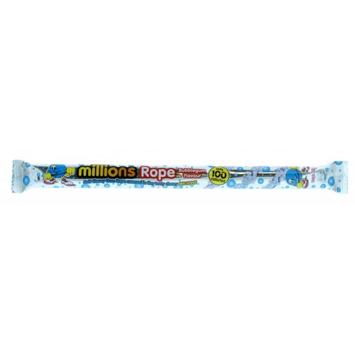 Millions Rope Bubblegum 28g