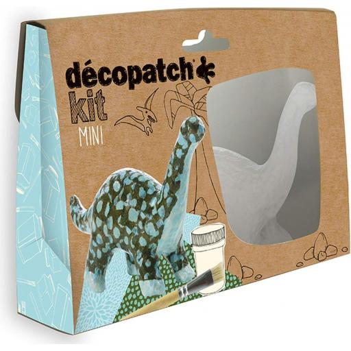 Mini Decopatch Kit - Dinosaur