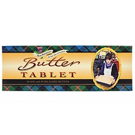 Buchanan's Butter Tablet Box 75g