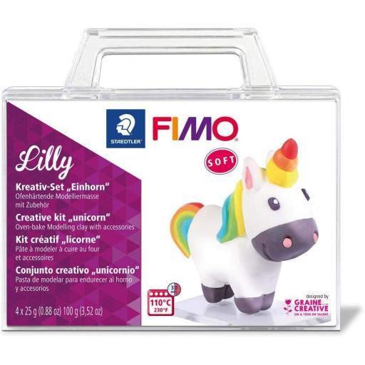 Staedtler Fimo Soft Creative Kit - Unicorn