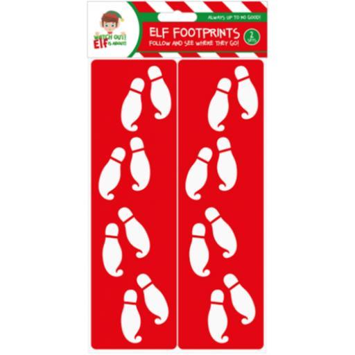 Gem Elf Footprints - Set of 2