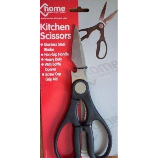 PMS Heavy Duty Kitchen Scissors