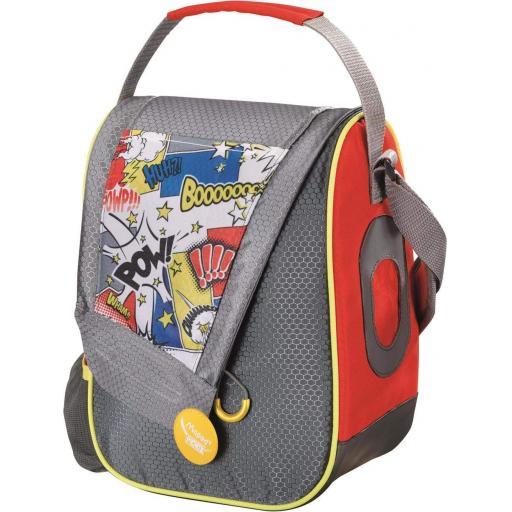 Maped Picnik Concepts Lunch Bag - Comic Design
