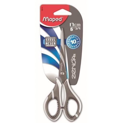Maped Zenoa Fit Scissors- 17cm