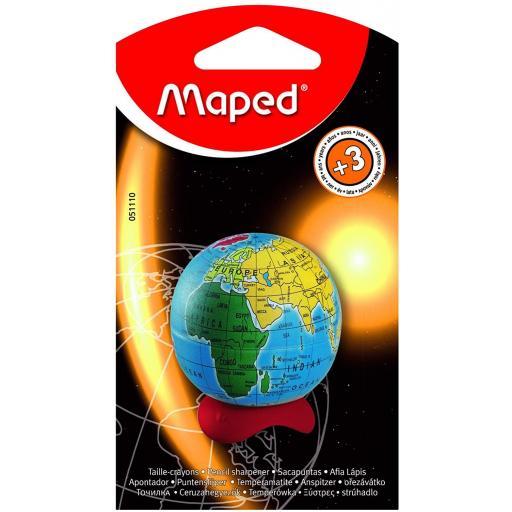 Maped Globe Pencil Sharpener