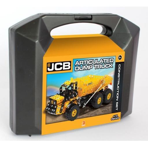 JCB Articulated Dump Truck Construction Set