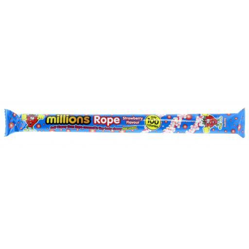 Millions Rope Strawberry 28g