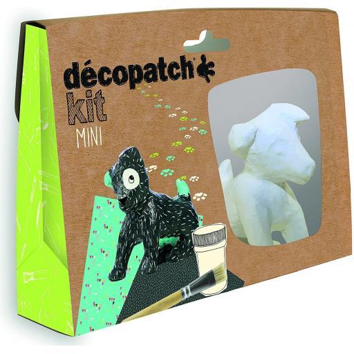 Mini Decopatch Kit - Dog