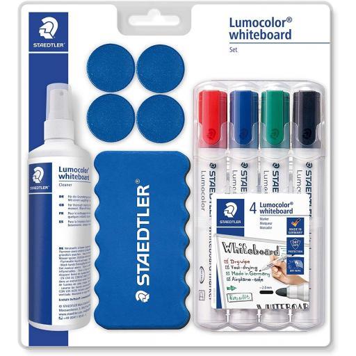 Staedtler Lumocolor Whiteboard Set