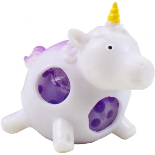 Hoot Unicorn Fidget Squish Ball
