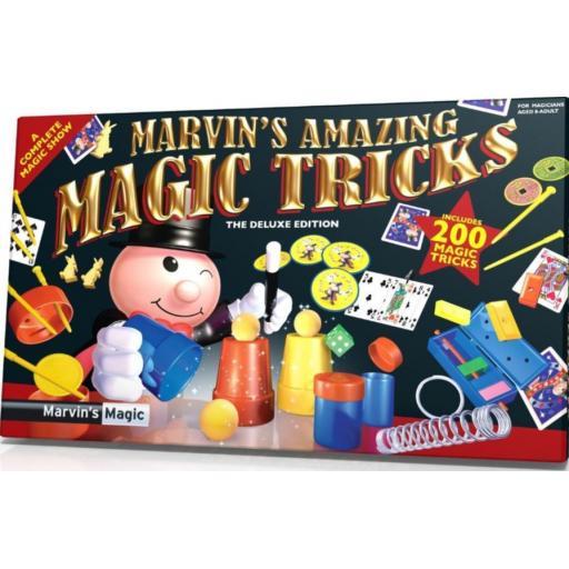 Marvin's Amazing Magic Tricks - Deluxe Edition