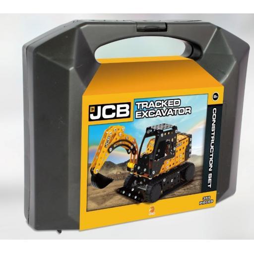 JCB Tracked Excavator Construction Set