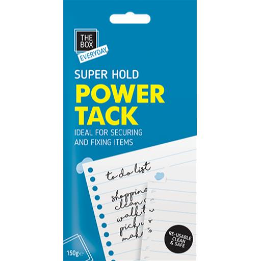 The Box Super Hold Power Tack 150g