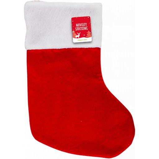 Gem Santa Stocking