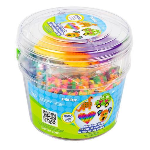 IGD Bead Mania 8,500 Bead Bucket