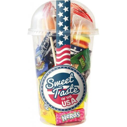 Sweet Taste of the USA Cup 200g