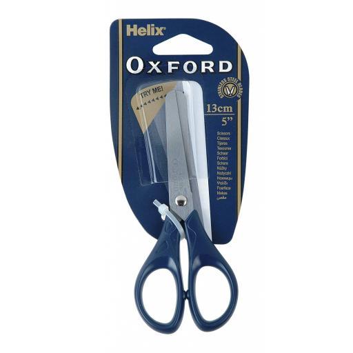 Helix Oxford Round Scissors - 13cm