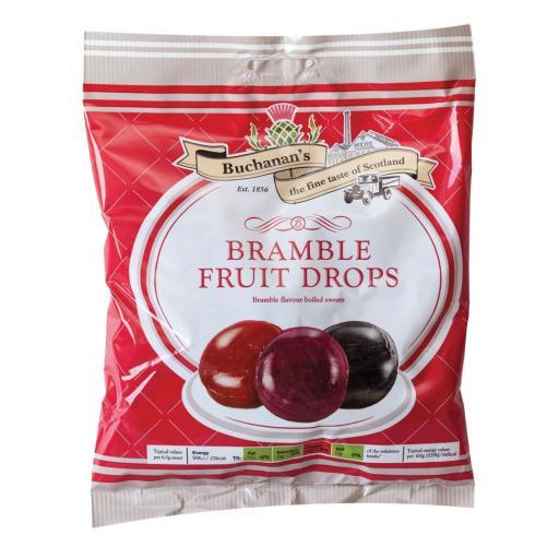 Buchanan's Bramble Fruit Drops 180g