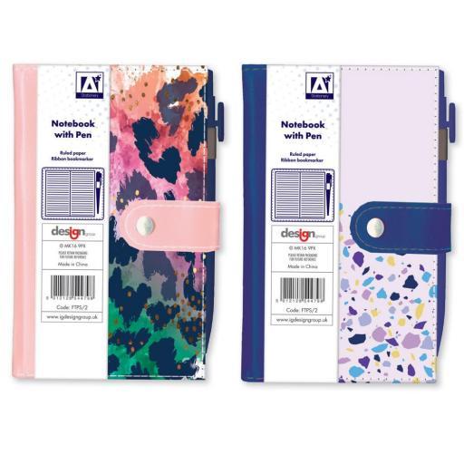 IGD Slim Notebook & Pen