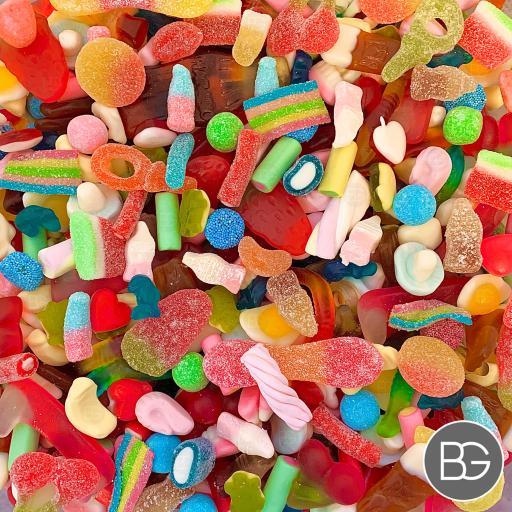 BG Pick 'n' Mix Sweets - Mixed