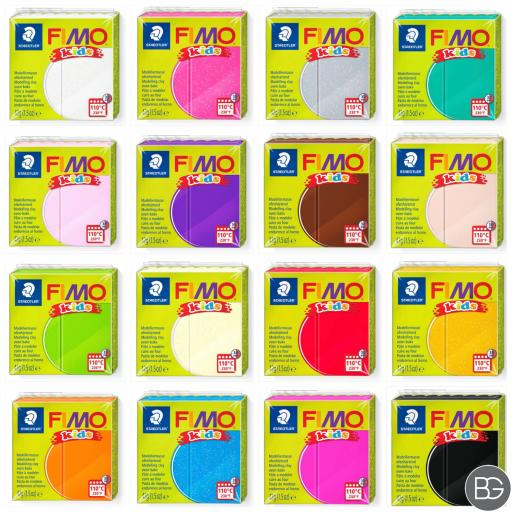 Staedtler Fimo Kids 42g Blocks