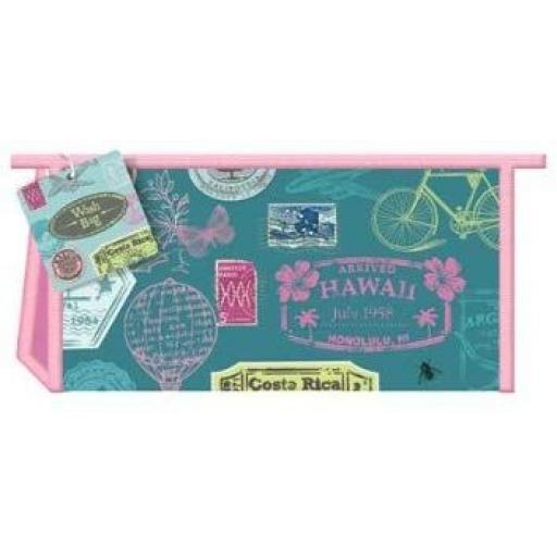 IGD Stamps Washbag/Makeup Bag