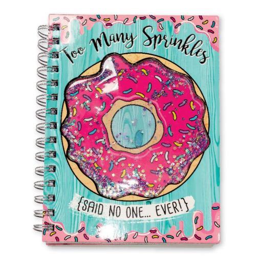 IGD A5 Sprinkles Wiro Notebook