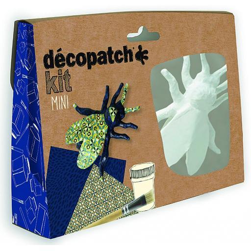 Mini Decopatch Kit - Bee