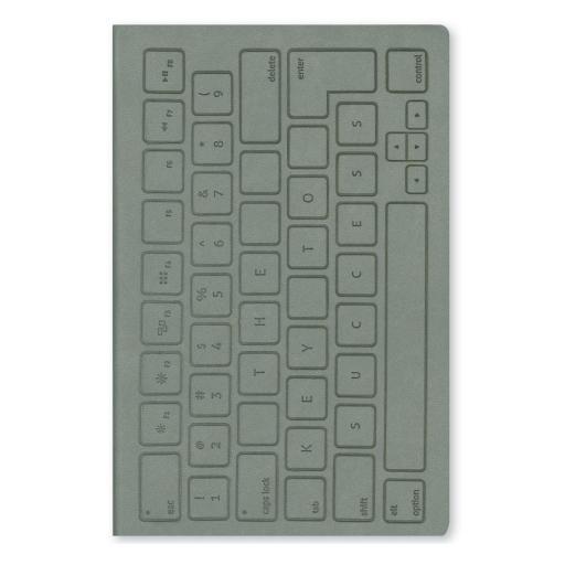 IGD A5 Keyboard Notebook