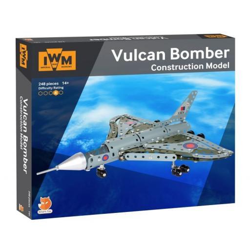 IWM Construction Model - Vulcan Bomber