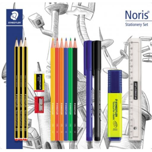 Staedtler Noris Stationery Set