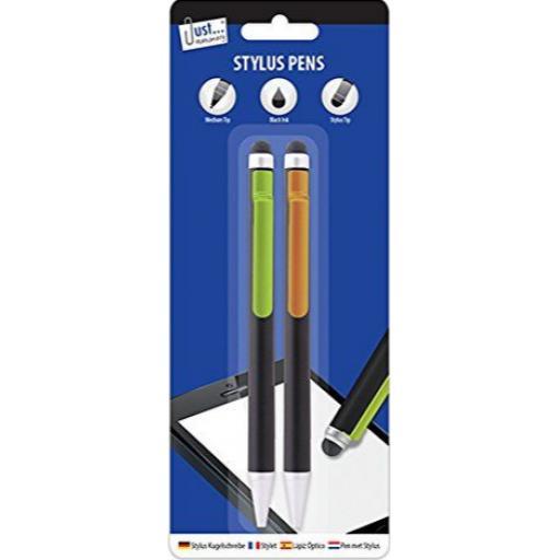 JS Stylus Pens - Pack of 2