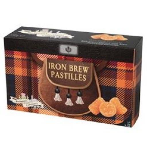 Buchanan's Lift The Kilt Box - Iron Brew Pastilles 150g *BBE 11/21