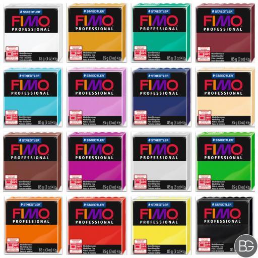 Staedtler Fimo Professional 85g Blocks