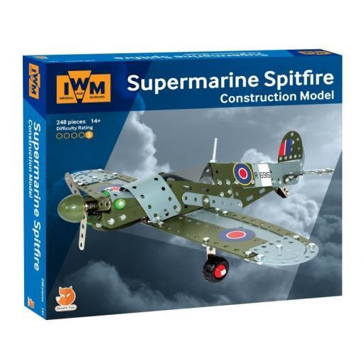 IWM Construction Model - Supermarine Spitfire