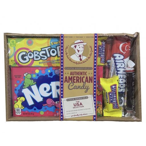 USA Selection Box - Small Candy Mix Hamper 240g