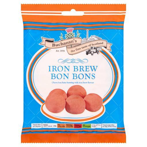 Buchanan's Iron Brew Bon Bons 180g