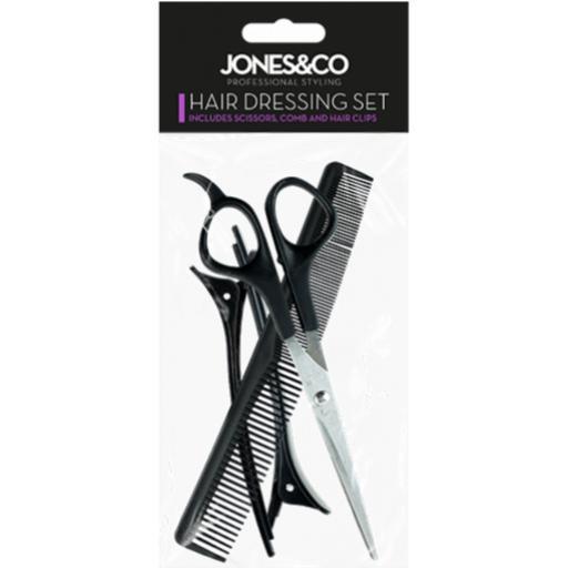 Jones & Co Hairdressing Set