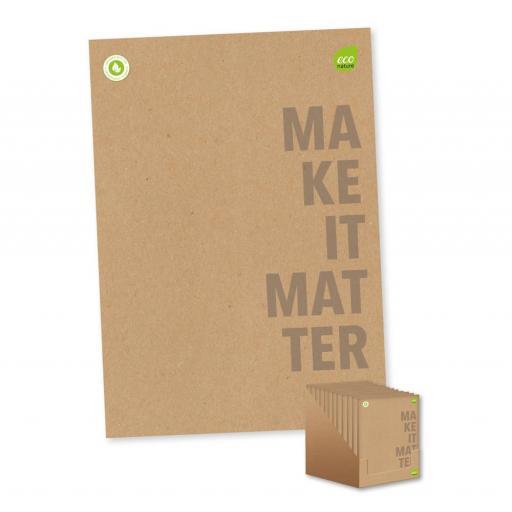 IGD Eco A4 Softcover Notebook