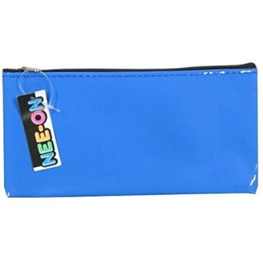 RSW Nee-on Pencil Case - Blue
